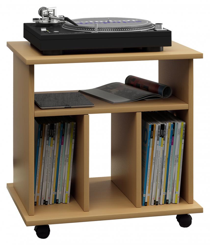 regal f r schallplatten retal buche f r 100 schallplatten kleidung und schuhe niedriger preis. Black Bedroom Furniture Sets. Home Design Ideas