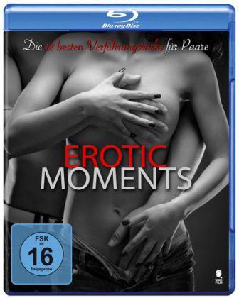 Erotic Moments, 1 Blu-ray